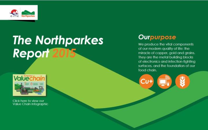 The Northparkes Report