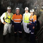 Senator the Hon. Matthew Canavan and the Hon. Michael McCormack MP visit CMOC-Northparkes Mines