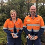 Northparkes employees recognised at NSW Mining Industry & Suppliers Awards Dinner