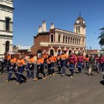 Northparkes Mines support White Ribbon March in Forbes