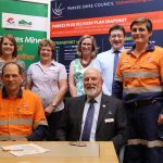 Council and CMOC-Northparkes Mines review funding partnership