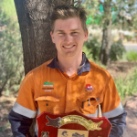 2019 Lester Plummer Apprentice of the Year awarded