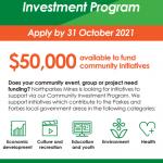 Northparkes Community Investment Program successful recipients announced